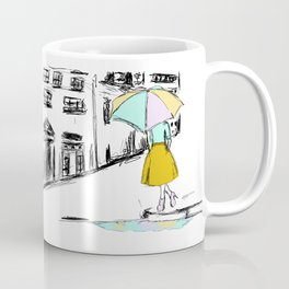 Spring Showers Coffee Mug
