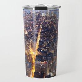 NYC FIRE Travel Mug