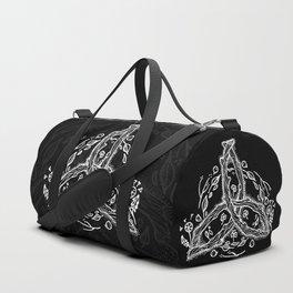 Celtic Triqueta Duffle Bag