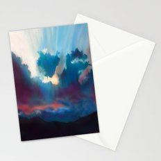 Break in the Storm Stationery Cards