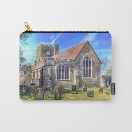 St Peter And St Paul Church Headcorn Kent Carry-All Pouch