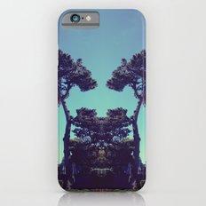 ink blot tree  Slim Case iPhone 6s