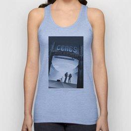 Ceres (NASA Poster) Unisex Tank Top