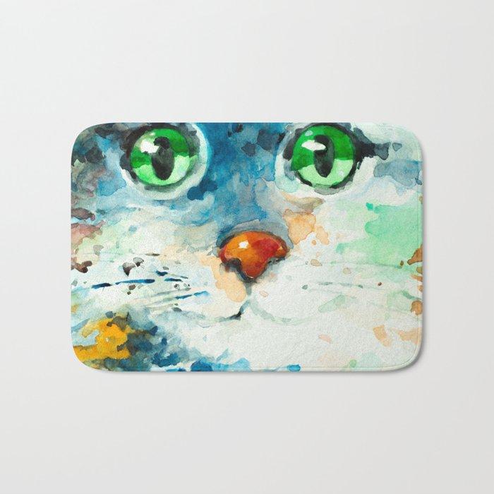 Kitty Bath Mat