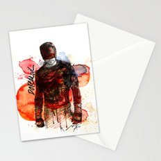 THE MAN WITHOUT FEAR Stationery Cards