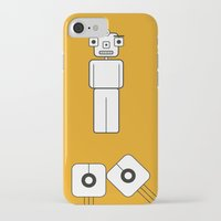 lab iPhone & iPod Cases featuring Lab Man by Artricca