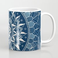 dark side of the moon Mugs featuring The Dark Side of the Moon by Tangerine-Tane
