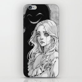 Wolf In Sheep's Clothing iPhone Skin