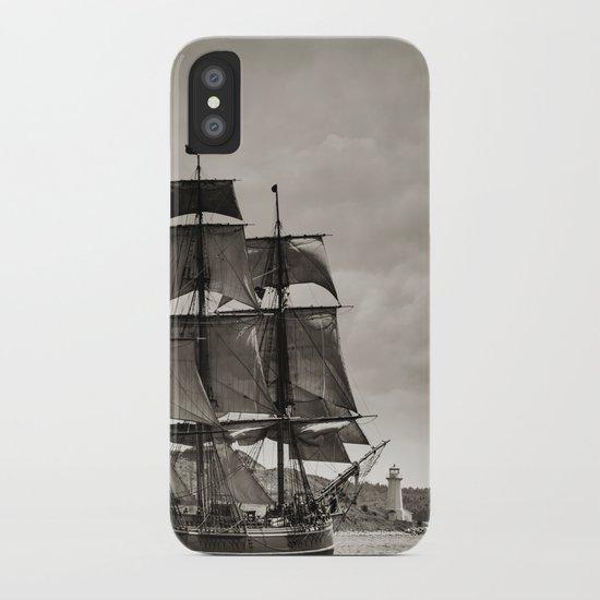 Atlantic Bound iPhone Case