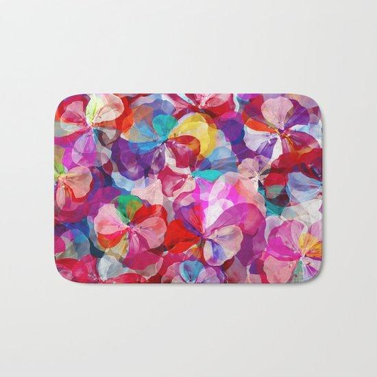 Flower carpet(57) Bath Mat