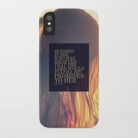 pocketfuel iPhone & iPod Cases featuring BELIEVE by Pocket Fuel