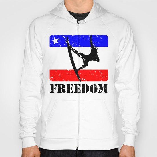 FREEDOM! Surfing Hoody