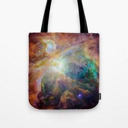 View of Orion Nebula Tote Bag