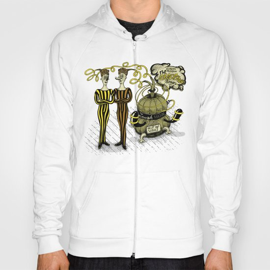 The Electro Bros and The Laugh Machine Hoody