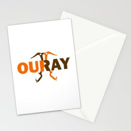 Ouray Colorado Stationery Cards