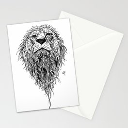 courage. Stationery Cards