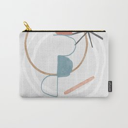 Fast food with style - abstract of a star dish. Carry-All Pouch