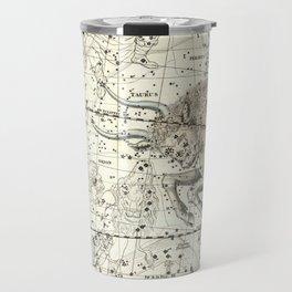 Taurus Zodiac, Celestial Atlas Plate 14, Alexander Jamieson Travel Mug