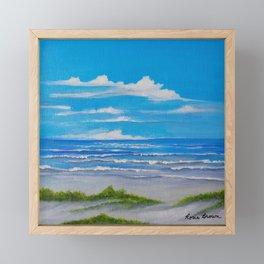 Sanibel Island Framed Mini Art Print