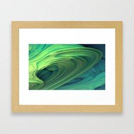 Shapley Supercluster Framed Art Print
