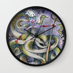 Ursula Wall Clock