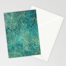 Oxidized Copper Stationery Cards