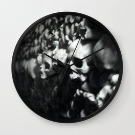 Wall of death Wall Clock