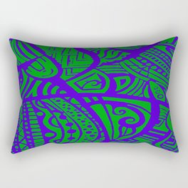Abstractish 2  Rectangular Pillow