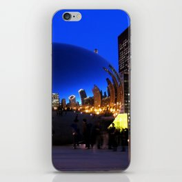 Night Bean iPhone Skin