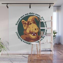 Alf guru  Wall Mural
