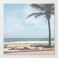 rio Canvas Prints featuring RIO by Studio Laura Campanella