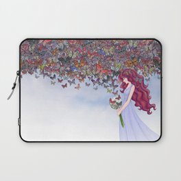 aflutter Laptop Sleeve