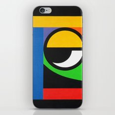 Smart Guy - Paint iPhone & iPod Skin