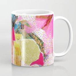 Pink Collage Coffee Mug