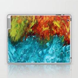 Conflict Arises Laptop & iPad Skin