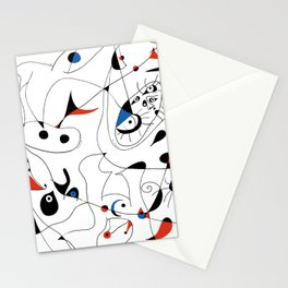 Joan Mirò #5 Stationery Cards