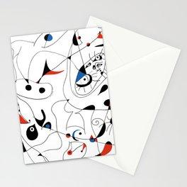Joan Mirò #5 Stationery Cards
