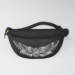 Death's Head Moth Fanny Pack