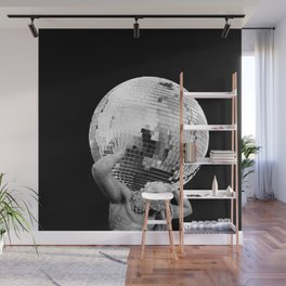 Weight of the Weekend Wall Mural