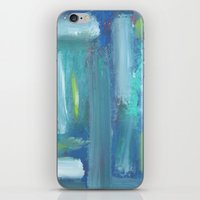 disco iPhone & iPod Skins featuring Disco by Cailin Rawlins
