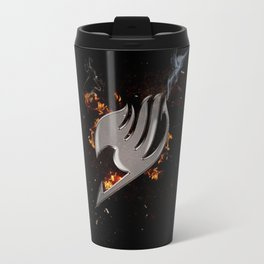 Logo Fairy Tail Travel Mug