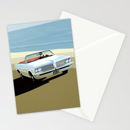 Ocean Drive Stationery Cards