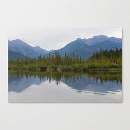 Vermillion  Canvas Print