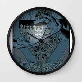 Gandr Wall Clock