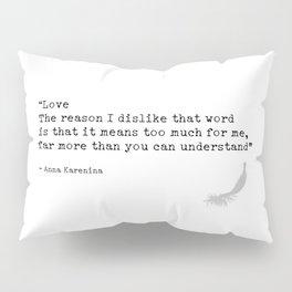 Quote 8 Pillow Sham