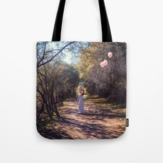Float away Tote Bag