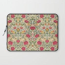 """William Morris """"Rose"""" Laptop Sleeve"""