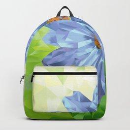 Crystal Flower Backpack