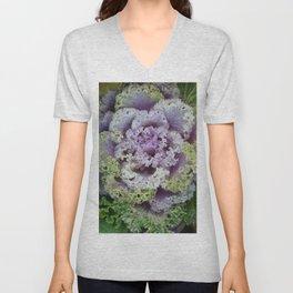 Little Cabbage Unisex V-Neck