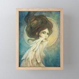 Angelic Framed Mini Art Print